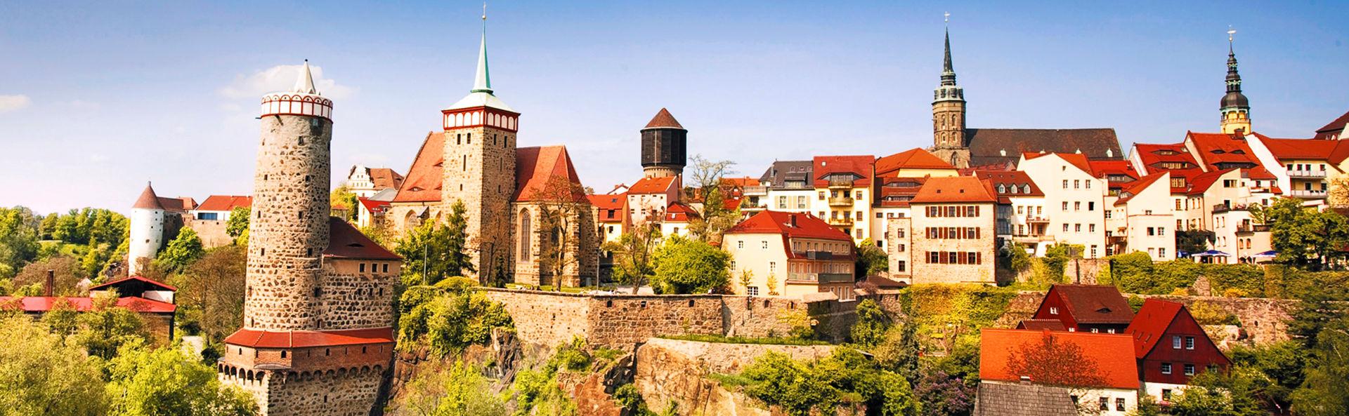 Altstadtpanorama Bautzen  © TMGS - Fouad Vollmer Werbeagentur