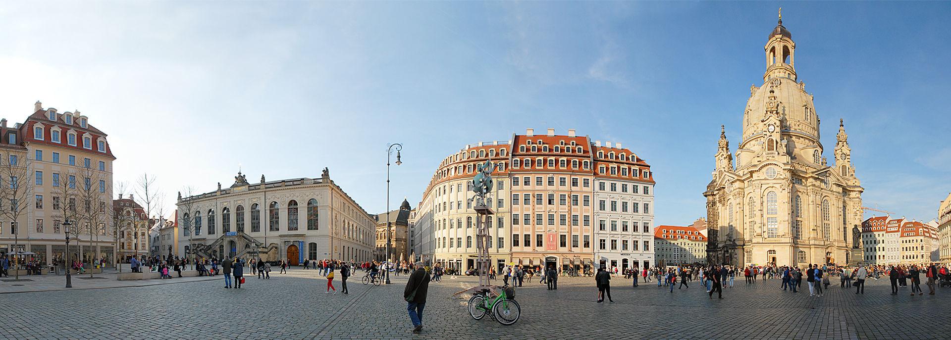 Neumarkt Dresden  © RGVG - Andy Linz