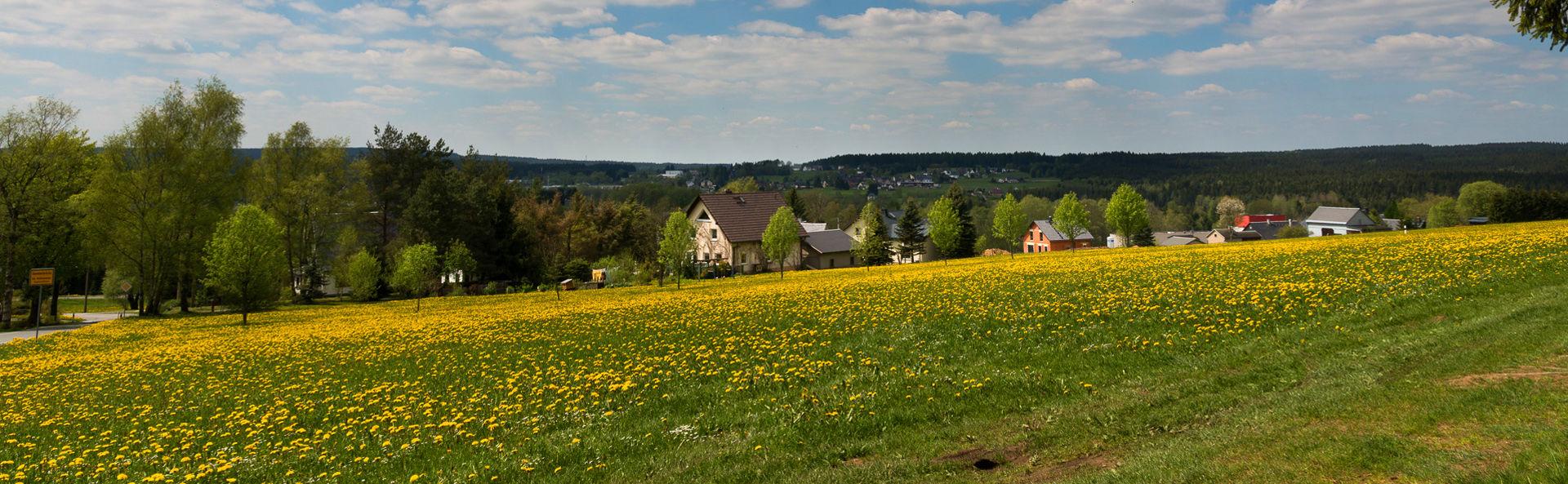 Sachsens Dörfer: Morgenröthe-Rautenkranz  © Archiv TMGS / Andreas Krone