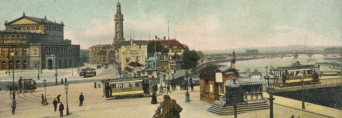 DVB the public transport operator in Dresden Dresden Elbe Region