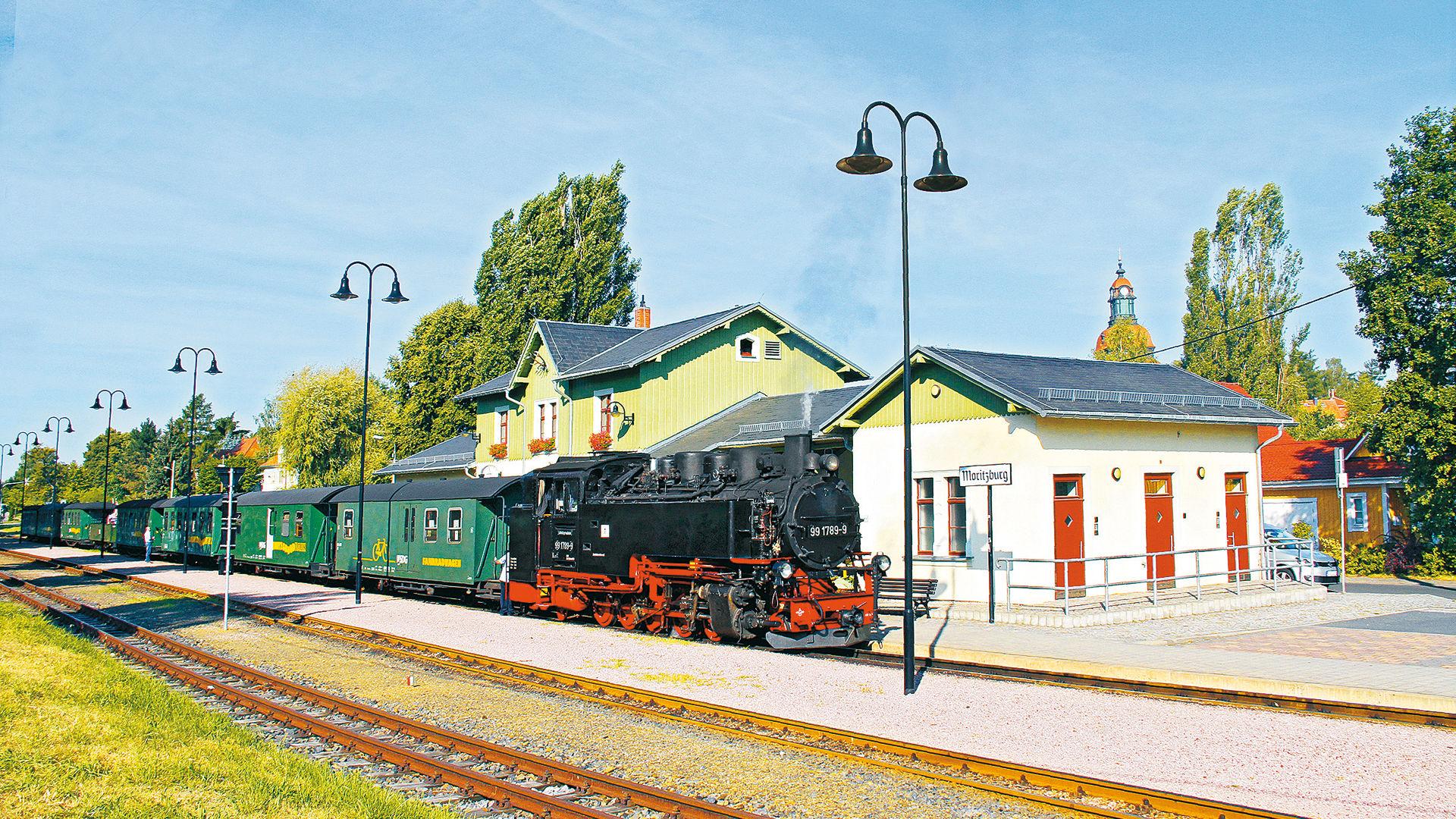 23.05.2020 - 24.05.2020 Karl-May-Festtage in Radebeul: Pendelverkehr in den Lößnitzgrund