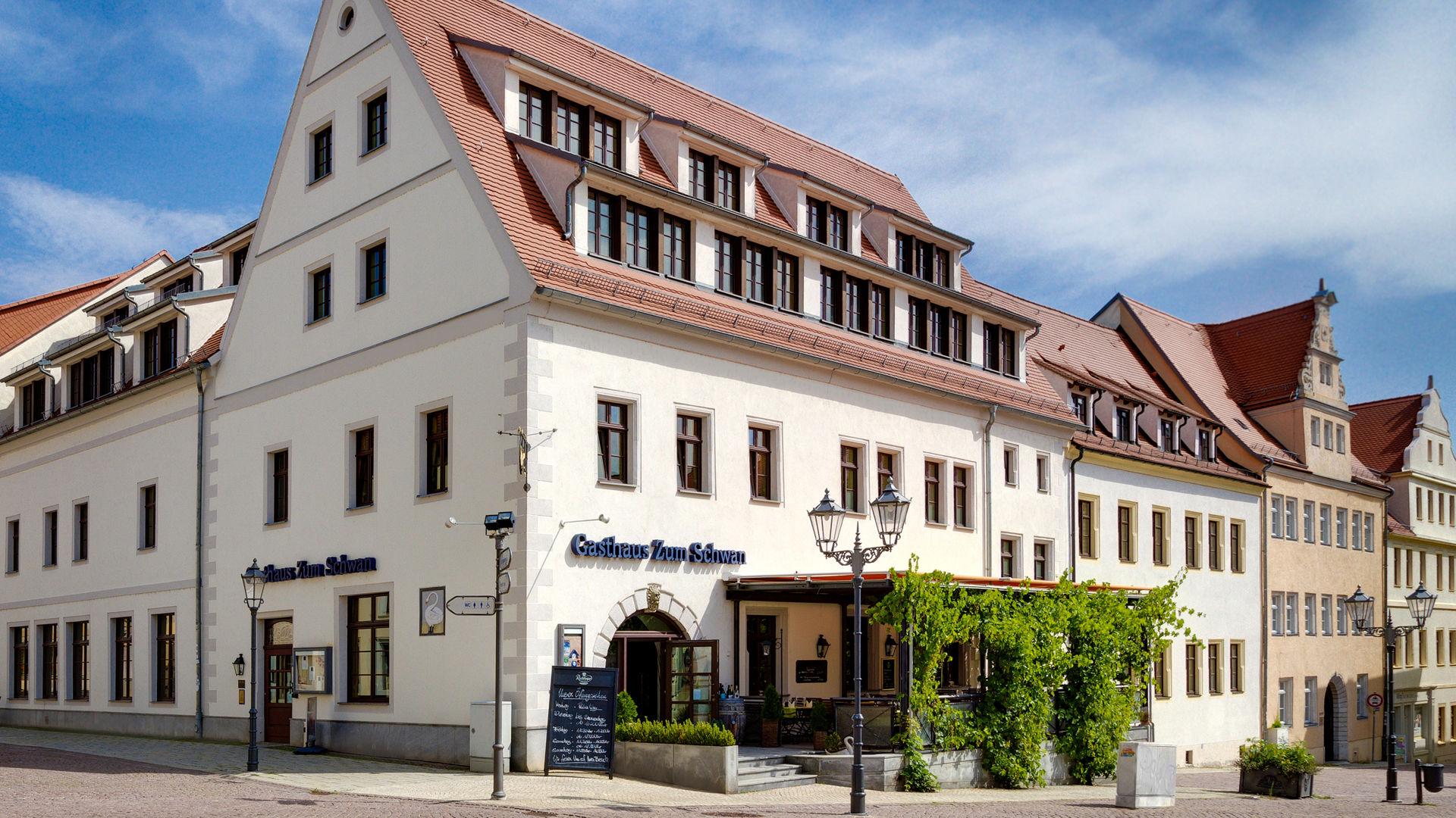 Hotel Und Restaurant Gasthaus Zum Schwan Oschatz Region Leipzig