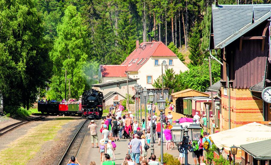 HISTORIK MOBIL im Zittauer Gebirge