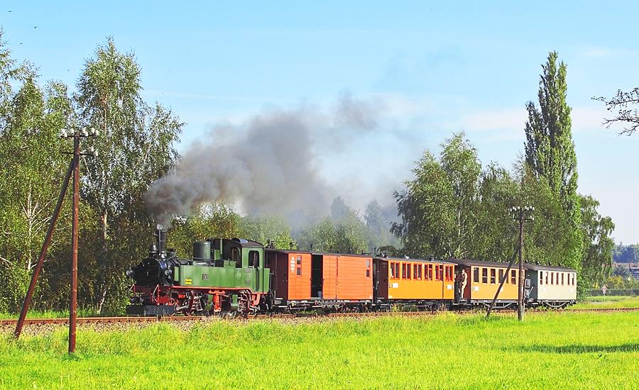 Super-SachsenTAG mit I K-Zug und IV K-Sachsenzug