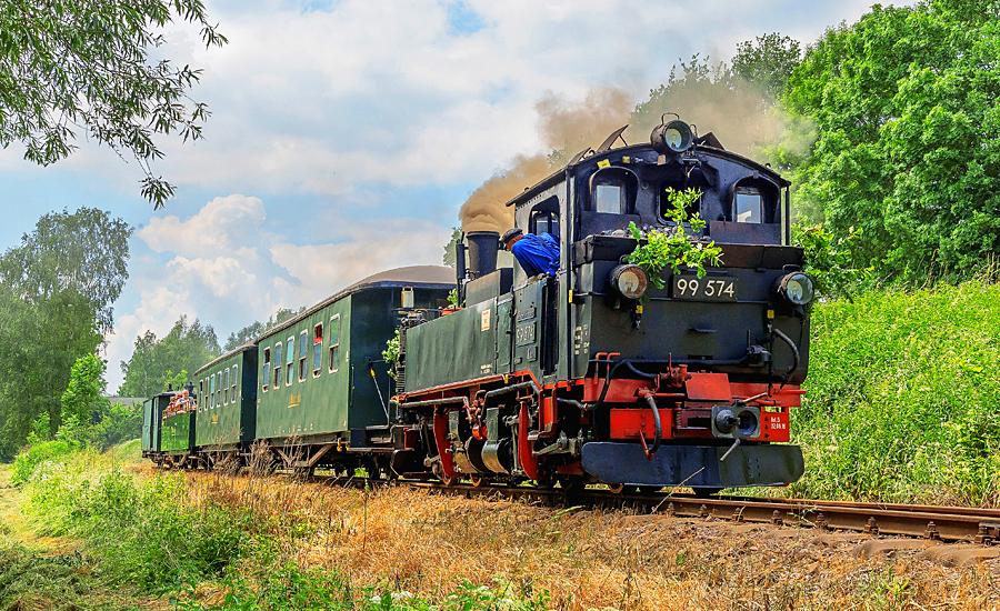 14. Bahndammwanderung